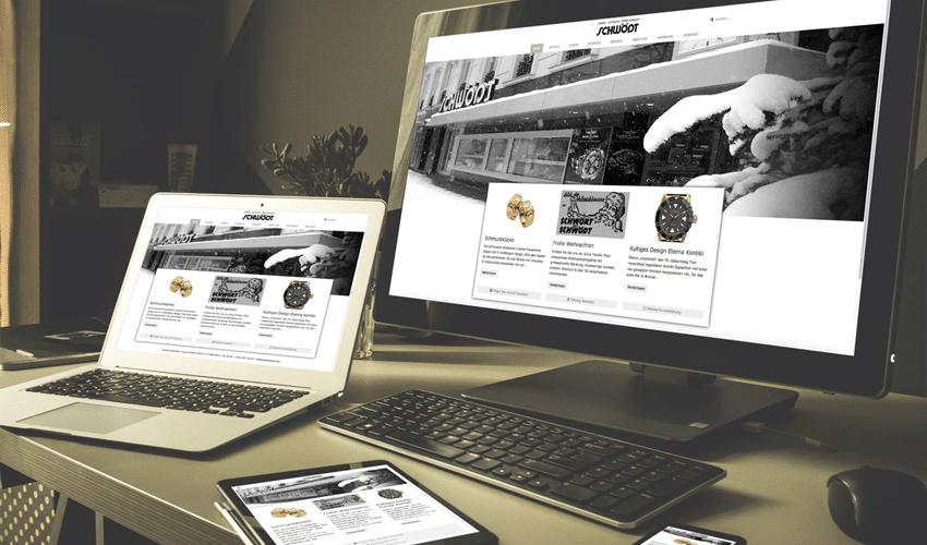 Homepage Juwelier Schwödt