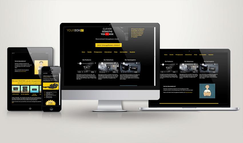 Homepage Umzugsboxen.at
