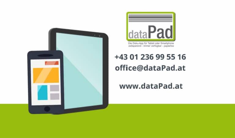 dataPad Beitragsbild
