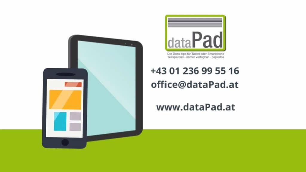 dataPad Erklärvideo von Obskura - die Agentur