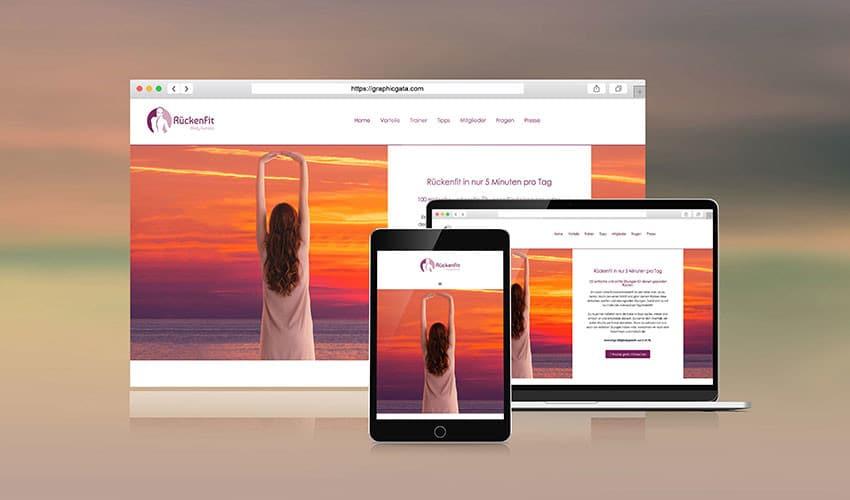 Vorschaubild www.rückenfit.at