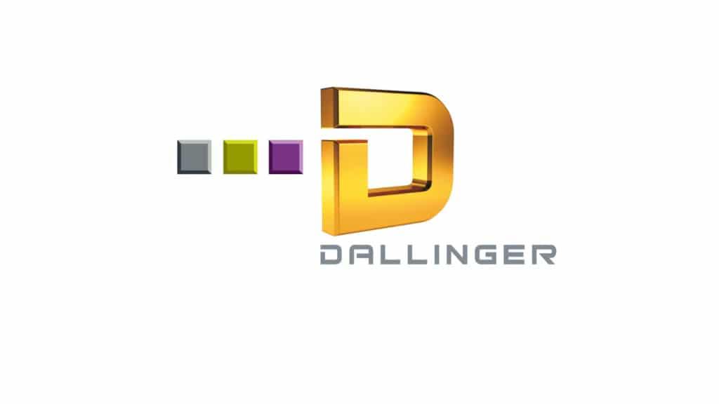 Vorschaubild Logo-Animation Dallinger