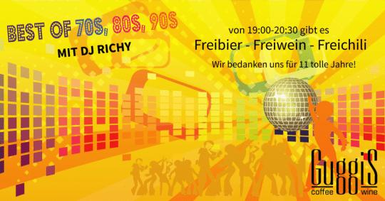 Best-of-Party im GuggiS - Vorschaubild