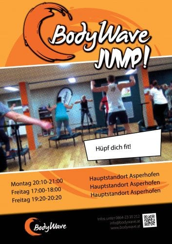 Plakat Jump
