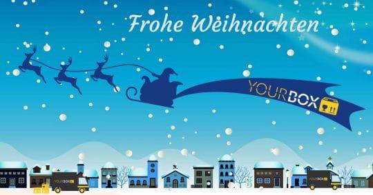 YOUR BOX Weihnachtsbild